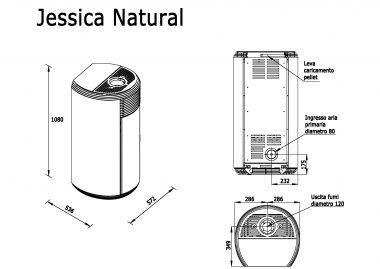 schema-stufa-a-pellet-laminox-jessica-natural-air