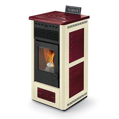 Stufe a pellet stufe a legna caldaie per appartamenti da for Cancelletti per stufe a pellet