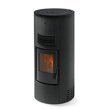 Stufe a pellet stufe a legna caldaie per appartamenti da 50 a 100 mq cuore del calore - Stufe a pellet 100 mq ...